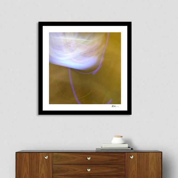 Discover «Dandelion Lights», Limited Edition Fine Art Print by Megan Bonnici - From $29 - Curioos