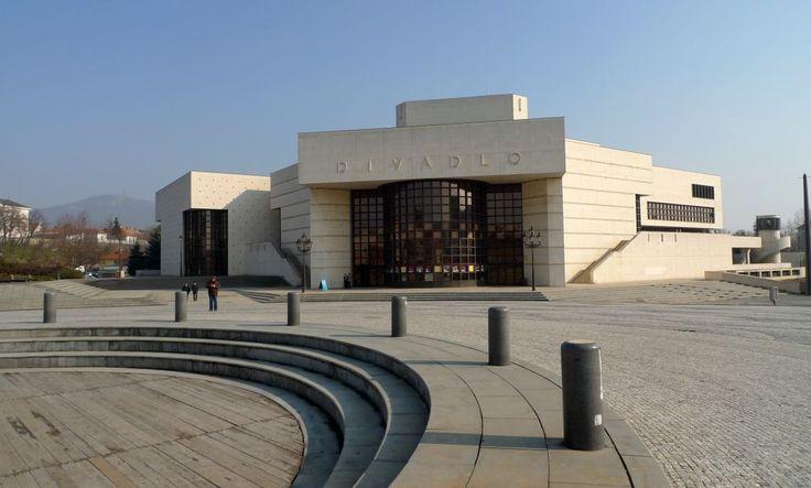 Theatre of Andrej Bagar in Nitra.