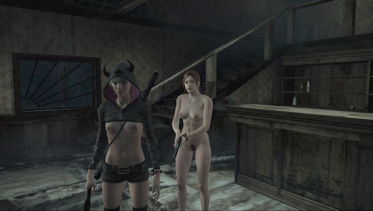 Resident Evil: Revelations 2 | Nude-патчи для игр