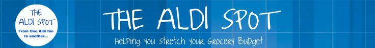 The Aldi Spot - Helping You Save  - Price comparison chart