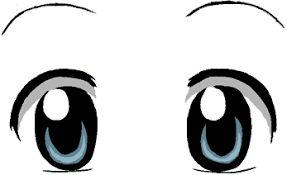 Resultado de imagen para ojos japoneses dibujados