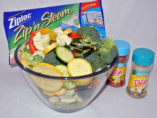 Recipe for Fitness: Champion Nutrition Recipe of The Week... Steamed Veggies & One-Day-Food-Prep