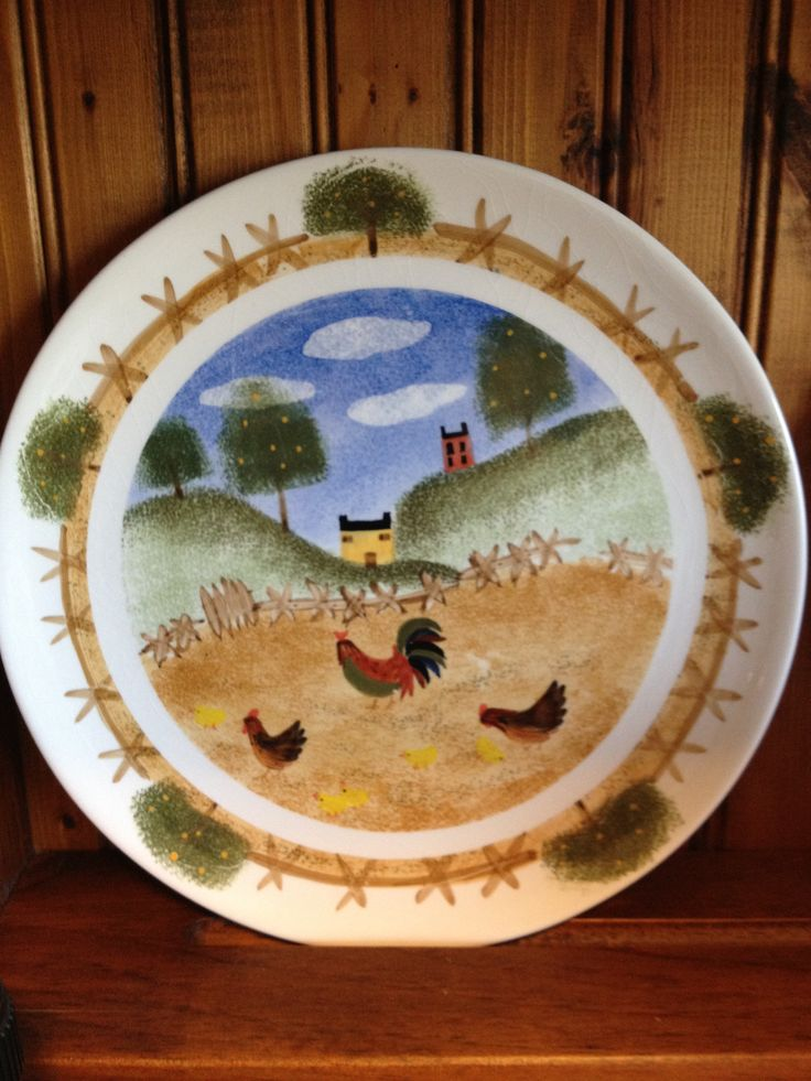 17 Best Images About Chicken Dish Sets I Want On Pinterest