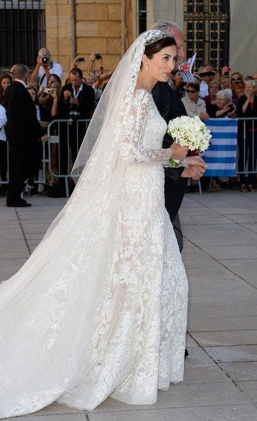 Royal Bride: HRH Prince Felix of Luxembourg and Claire Lademacher