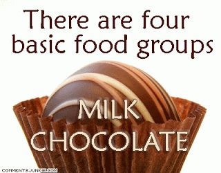 December 28 is...National Chocolate Candy Day!  This is the day when chocolate 'rains' - Drizzles, sprinkles, pours - Eases the mind, relieves all pains - Pieces, bars and s'mores
