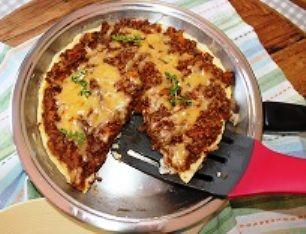 RSG - Dis die een!    Resepte    Eierpizza met maalvleis