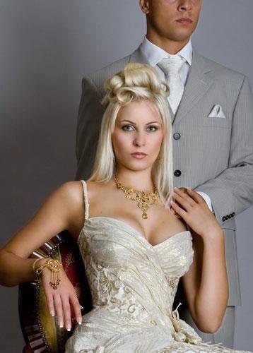 Платье на венчание второй брак