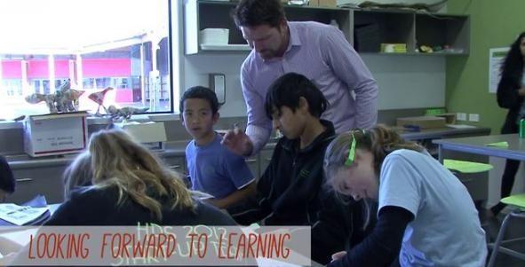 EDtalks Modern Learning Environment