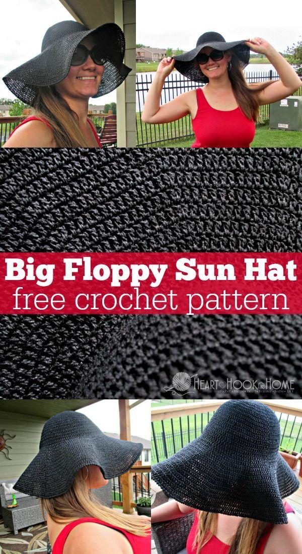 Large Flower Crochet Pattern - Daisy Cottage Designs