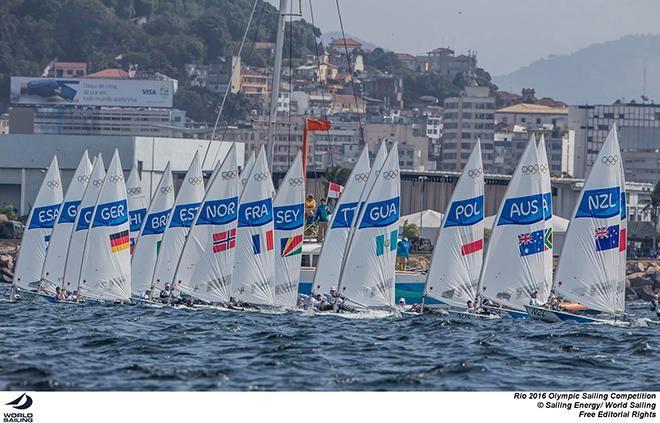 2016 Rio Olympic  © Sailing Energy/World Sailing
