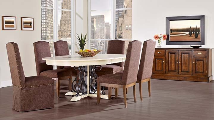 28 Best Canadel Custom Dining Collection Images On