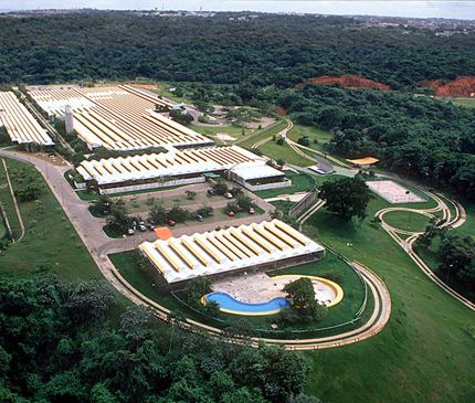 Hospital Sarah Kubitschek Salvador - Salvador, Brasil / João Filgueiras Lima (Lelé)