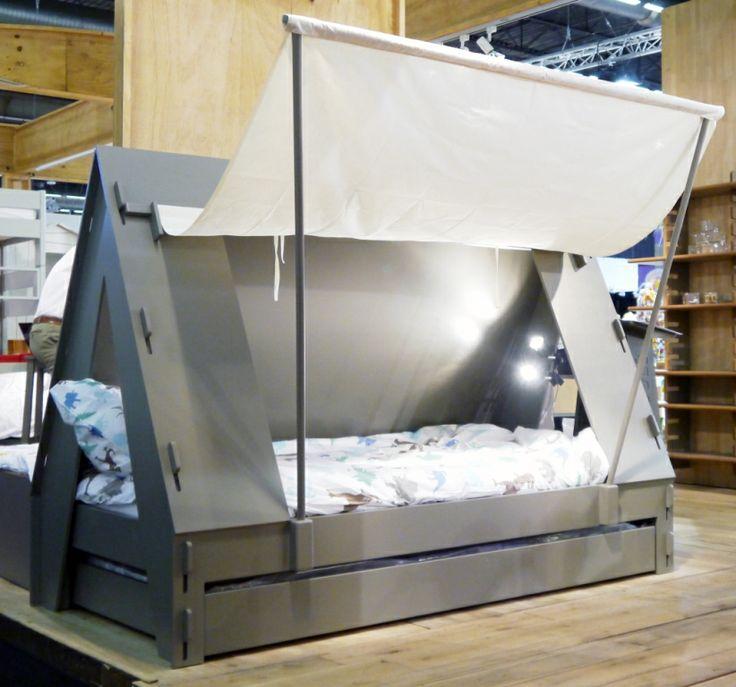 Hub Bed For Children Lit Tente Pour Enfant Http://interiors.houseofanli. Design Ideas