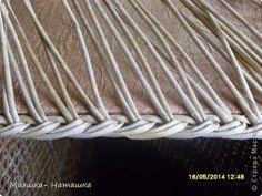 Поделка изделие Пасха Плетение Несколько плетушек + маленький МК Бумага газетная Трубочки бумажные фото 22