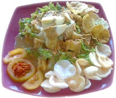 """""""GADO-GADO"""".....Yummy......Spesial From Jakarta-Indonesia"""