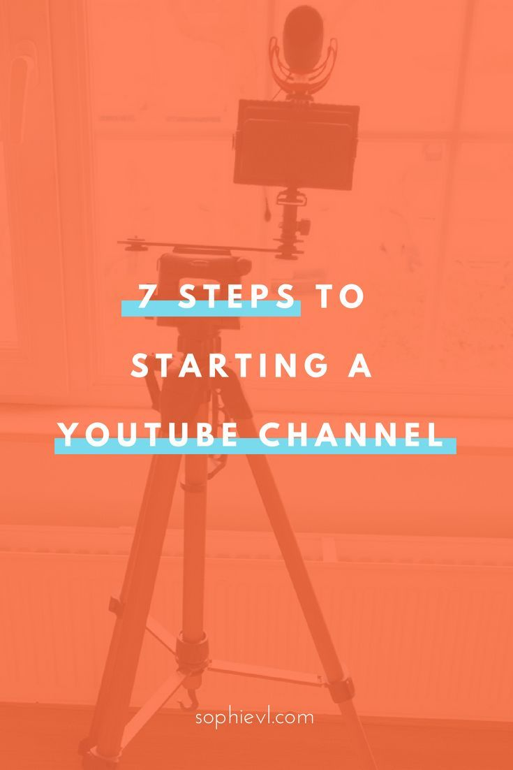 How To Create A Youtube Channel The Ultimate Beginner S Guide Start Youtube Channel Video Marketing Youtube Youtube Marketing