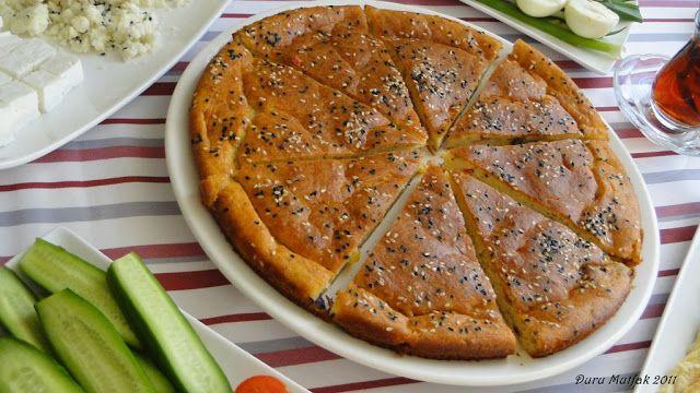 Duru Mutfak - Pratik Resimli Yemek Tarifleri: Pastırmalı Tuzlu Kek