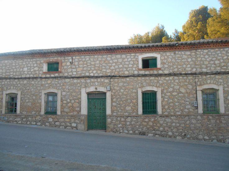 Casa en piedra