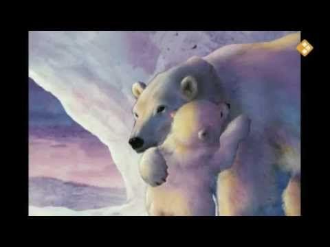 Nanoek de kleine ijsbeer, digitaal prentenboek