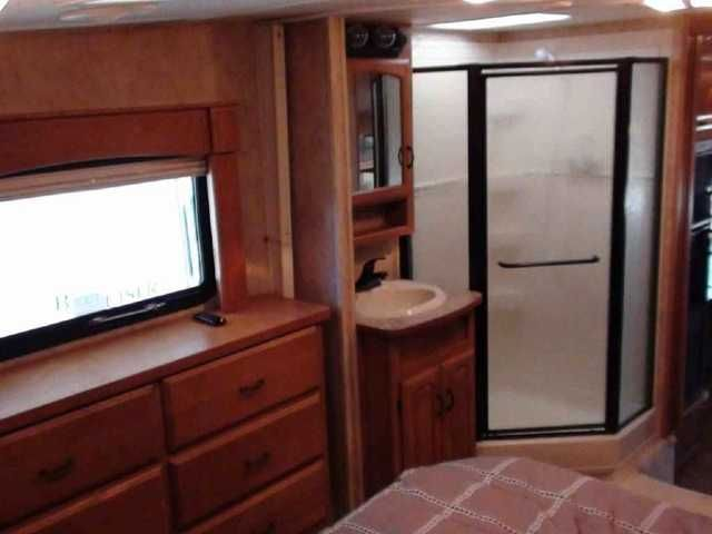 2007 Used Keystone Montana 2955RL Fifth Wheel in Arizona AZ.Recreational Vehicle, rv, This awesome one of a kind 2007 Keystone Montana 5th Wheel: Cummins Onan QG 3.6 Propane RV GENERATOR (few have this) 5 NEW TIRES, NEW roof coating and NEW slide pump in All Season Arctic Insulation Package, NEW BATTERY (400amp hours), Dual Slide-out Rooms and Automatic Fantastic Fan Fully ducted AC & Furnace Heat & 35K BTU AC primary & 5K BTU AC/ heater in the bedroom, 2 NEW Swivel Chairs and ottomans…