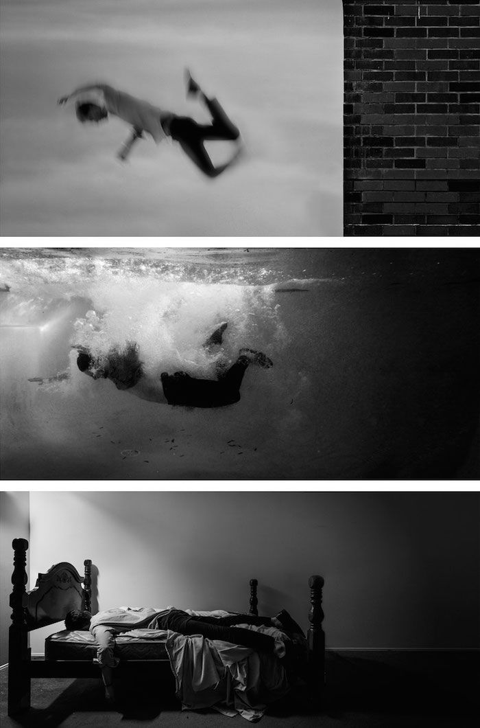 "Twenty one-year-old photographer Edward Honaker documents his own depression in powerful self-portraits. The series of black and white images illustrates the photographer's experience with depression and anxiety. In an attempt to raise awareness of the topic, Honaker says about the project: ""Mental health disorders are such a taboo topic. If you ever bring it up in conversation, people awkwardly get silent, or try to tell you why it's not a real problem. When I was in the worst parts of…"