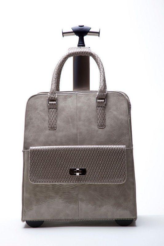 designer laptop trolley bags
