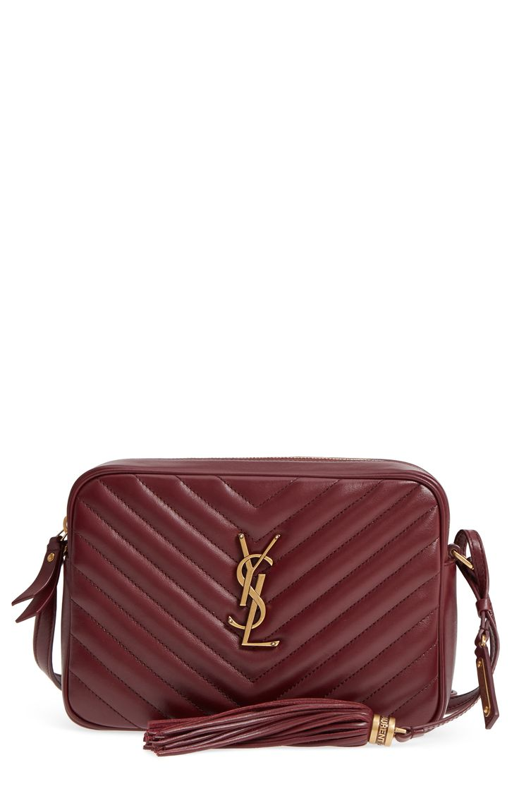 Gorgeous Lou Lou Camera Bag From Ysl Ad Ladies Handbags