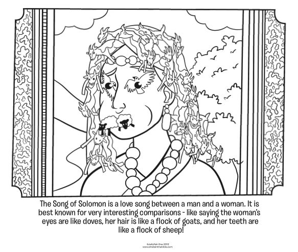 buck denver christian coloring pages - photo#23