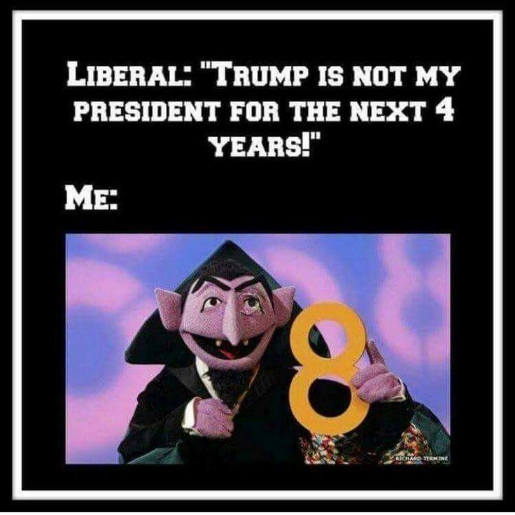Haha! God Bless President Trump! #MAGA