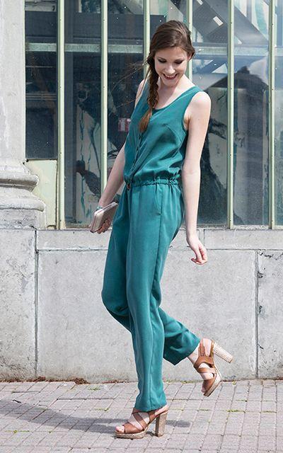 Combi-pantalon Avenue/Ally