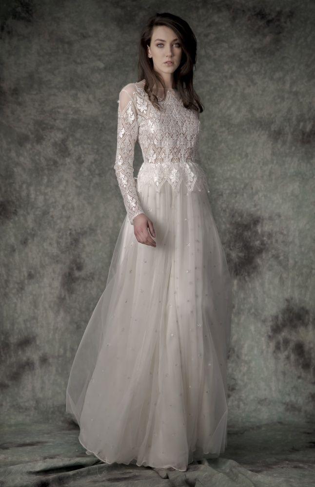 Lily Wedding Gown – Simona Semen – Rochie de mireasa Lily