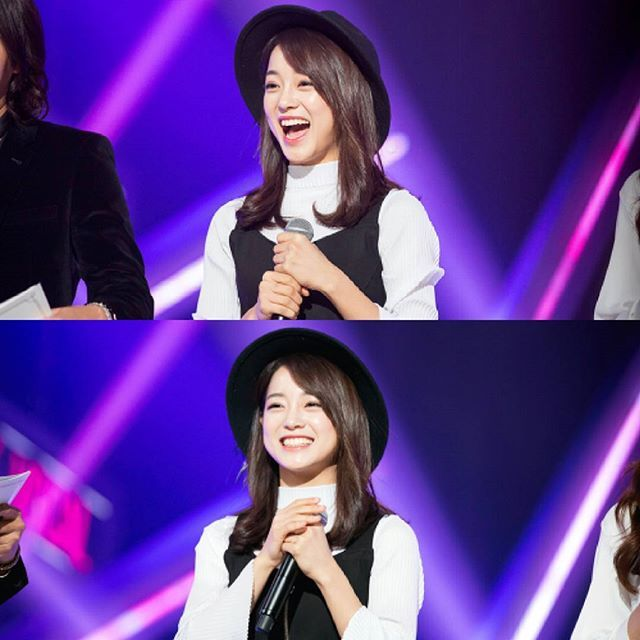 160221| Sejeong - Produce 101 Recording