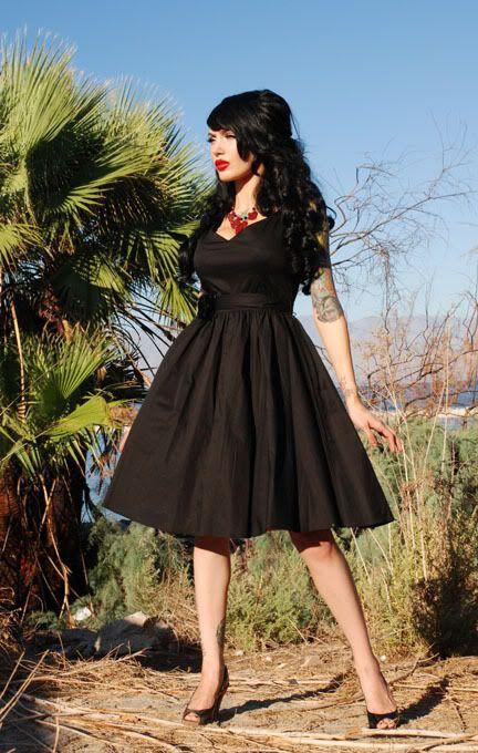 Pin Up Fashion - Vintage, Burlesque 48