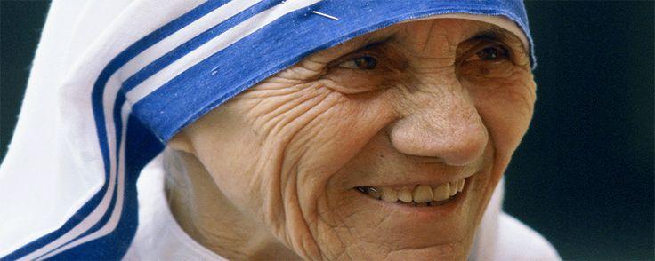 """""""Santa Madre Teresa di Calcutta"""""""
