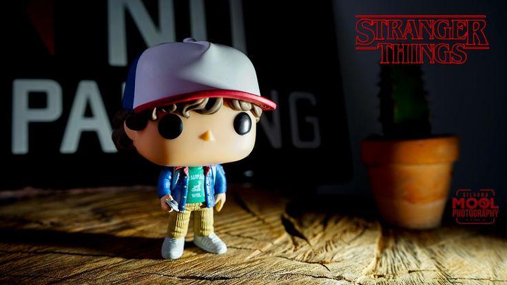 Dustin Stranger Things Funko Pop