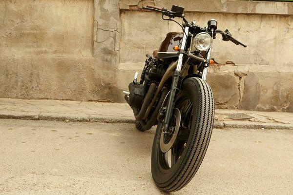 CRD Honda CB750 Cafe Racer 9