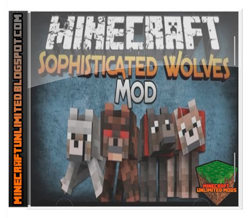 Minecraft Unlimited Mods: Descargar Sophisticated Wolves Mod para Minecraft ...