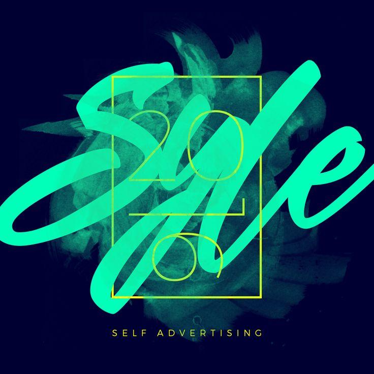 Sylè 2016 - Self Advertising