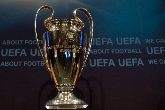 Uefa Champions League trophy. The final has become the second most watched football match after the World Cup final.