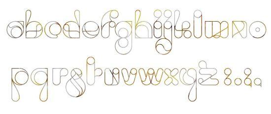 Nice typography