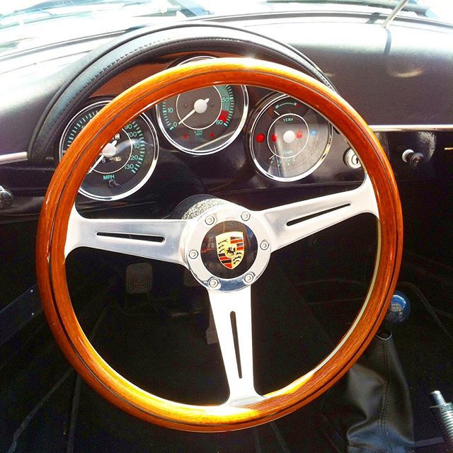 "#WheelWednesday? The Steering #Wheel Wednesday @Porsche #Canada! B/c w/ ""#Porsche There is No Substitute"" IRL IG #Twitter and Everywhere! #instaPorsche #logo #slogan #emblem #driving #German #autoengineering #steeringwheel #dashboard #black #car #sportscar #exoticcar #speed #race #racing #engine #horsepower Auto-guess this Porsche's #model and #year :)"