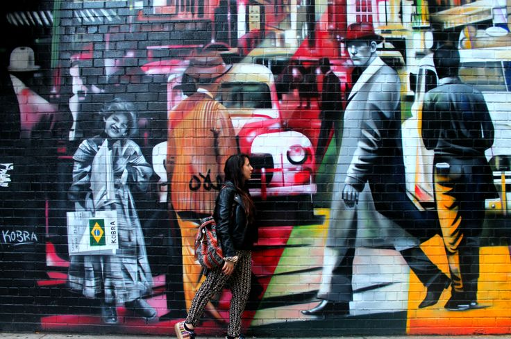 Graffiti in NYC