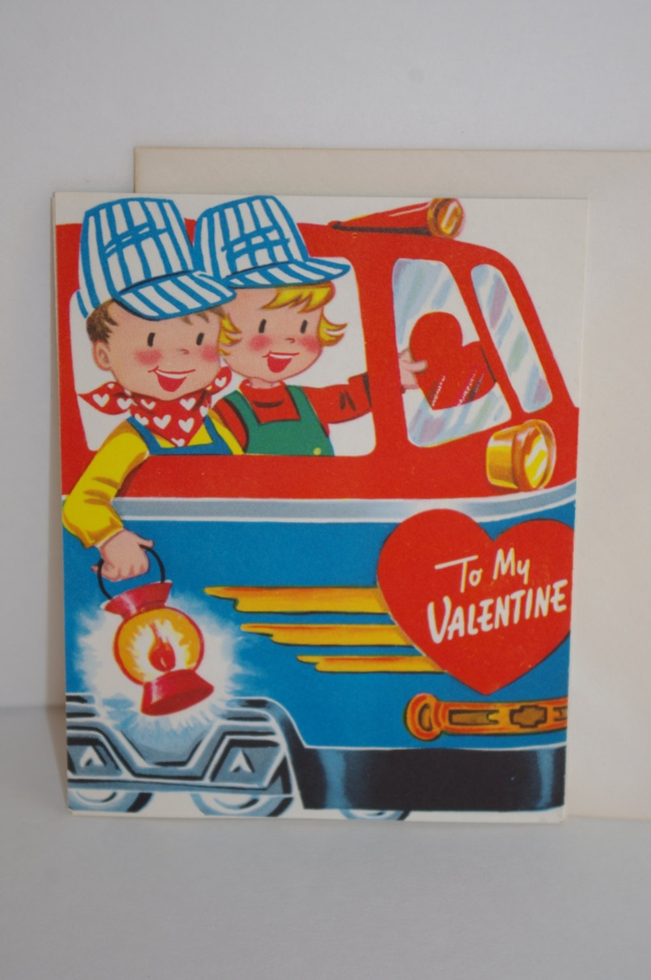 Vintage Childrens Valentine