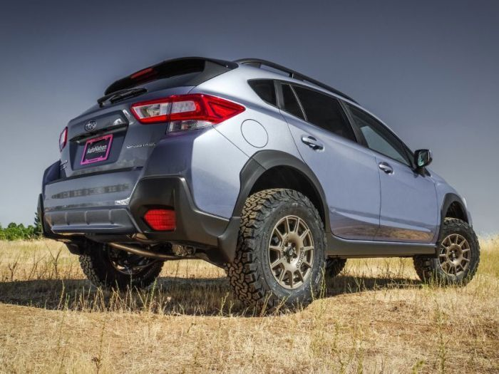2 2018 2020 Subaru Crosstrek Awd Lift Kit By Readylift In 2020 Subaru Crosstrek Lifted Subaru Subaru