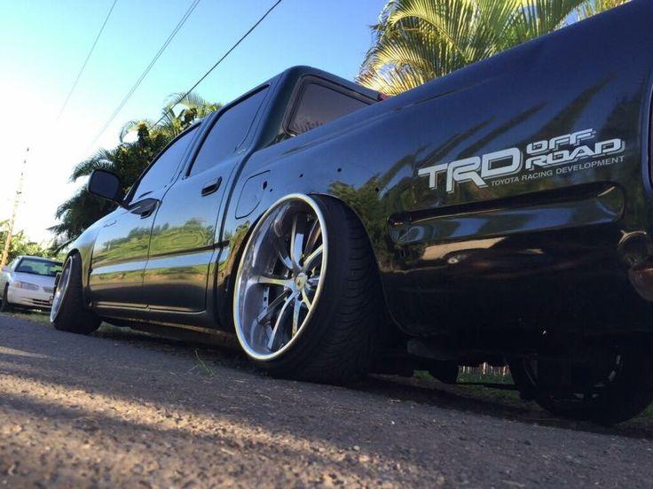 #Toyota #Tundra_TRD #Slammed #Stance