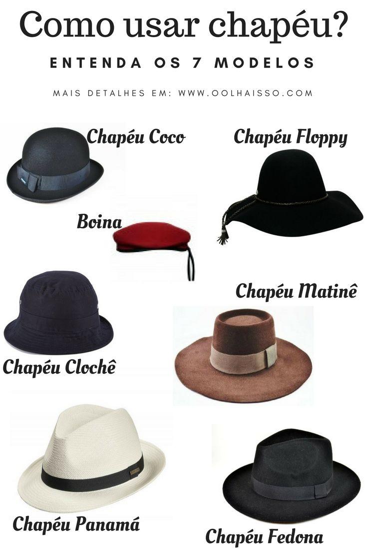 fca228708ab2f Como usar chapéu  Conheça os 7 modelos e suas histórias
