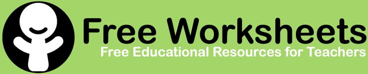 Free Worksheets for Teachers, Worksheets for Kids, Printables, Printable Worksheets. Create Your Own Worksheets.
