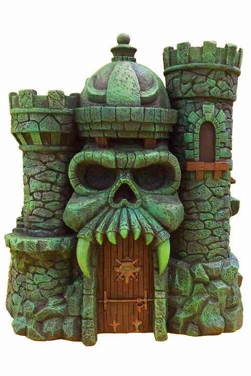 Estatua Castillo de Grayskull | Regalos Caros