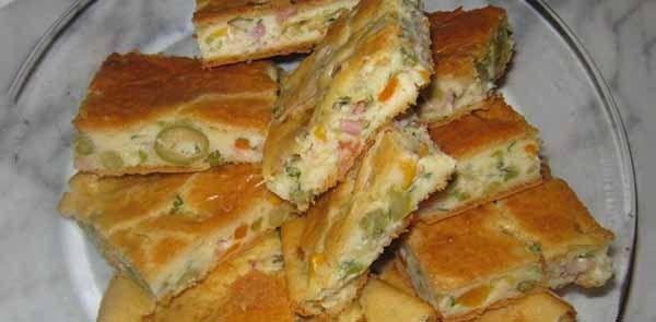Receita de torta de legumes com frios é bem básica, se preferir você também pode acrescentar alguns ingredientes do recheio. Torta de Legumes com Frios.
