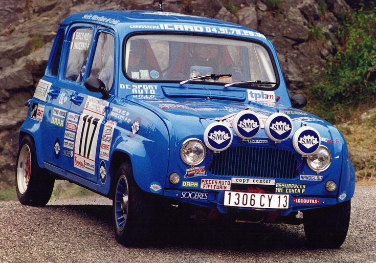 Is dit een stoere Renault 4 of niet?